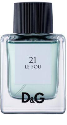 Dolce & Gabbana D&G Anthology Le Fou 21 Eau de Toilette para homens 2