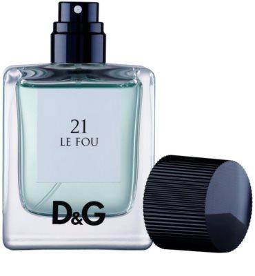 Dolce & Gabbana D&G Anthology Le Fou 21 Eau de Toilette para homens 3
