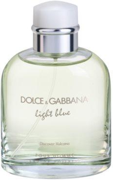 Dolce & Gabbana Light Blue Discover Vulcano Pour Homme eau de toilette para hombre 2