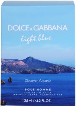 Dolce & Gabbana Light Blue Discover Vulcano Pour Homme toaletna voda za moške 4