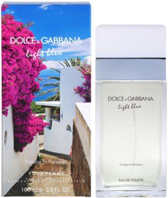 Dolce & Gabbana Light Blue Escape To Panarea туалетна вода для жінок