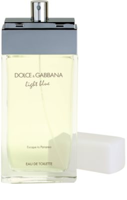 Dolce & Gabbana Light Blue Escape To Panarea туалетна вода тестер для жінок 1