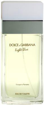 Dolce & Gabbana Light Blue Escape To Panarea eau de toilette teszter nőknek