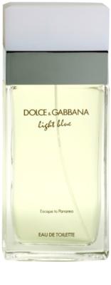 Dolce & Gabbana Light Blue Escape To Panarea toaletní voda tester pro ženy