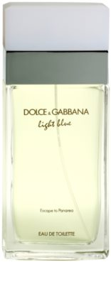 Dolce & Gabbana Light Blue Escape To Panarea туалетна вода тестер для жінок