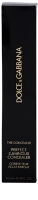Dolce & Gabbana The Concealer corector iluminator 3