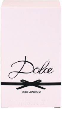 Dolce & Gabbana Dolce парфюмна вода за жени 4
