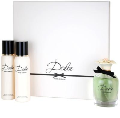 Dolce & Gabbana Dolce coffrets presente