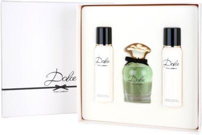 Dolce & Gabbana Dolce coffrets presente 1