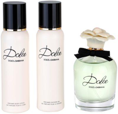 Dolce & Gabbana Dolce ajándékszettek 2