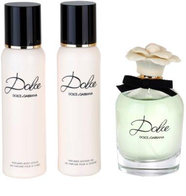 Dolce & Gabbana Dolce coffrets presente 2