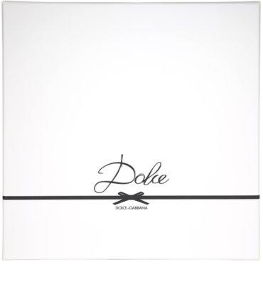 Dolce & Gabbana Dolce ajándékszettek 4