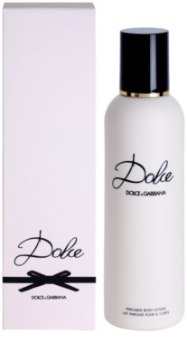 Dolce & Gabbana Dolce leite corporal para mulheres