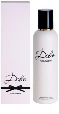 Dolce & Gabbana Dolce тоалетно мляко за тяло за жени