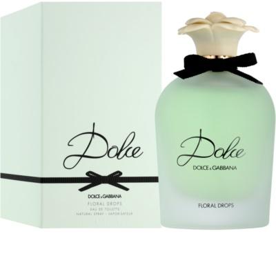 Dolce & Gabbana Dolce Floral Drops Eau de Toilette pentru femei 1
