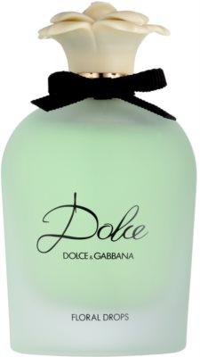 Dolce & Gabbana Dolce Floral Drops eau de toilette para mujer