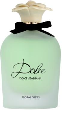 Dolce & Gabbana Dolce Floral Drops woda toaletowa dla kobiet