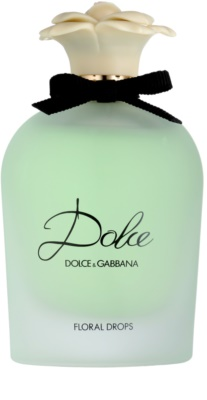 Dolce & Gabbana Dolce Floral Drops тоалетна вода за жени