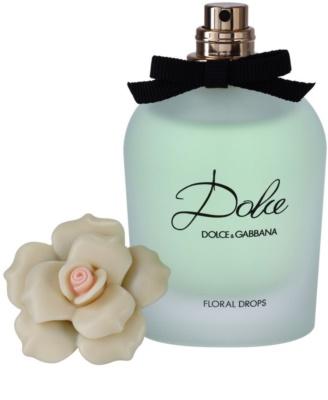 Dolce & Gabbana Dolce Floral Drops eau de toilette teszter nőknek