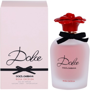 Dolce & Gabbana Dolce Rosa Excelsa woda perfumowana dla kobiet