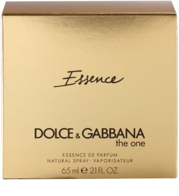 Dolce & Gabbana The One Essence Eau de Parfum für Damen 4