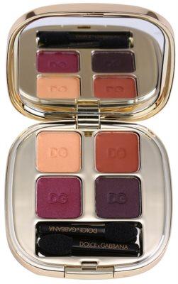 Dolce & Gabbana The Eyeshadow Palette mit Lidschatten