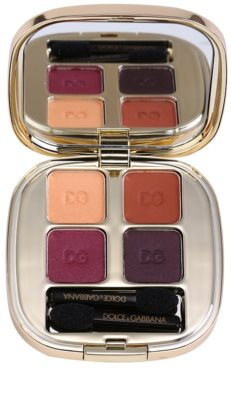 Dolce & Gabbana The Eyeshadow палитра от сенки за очи