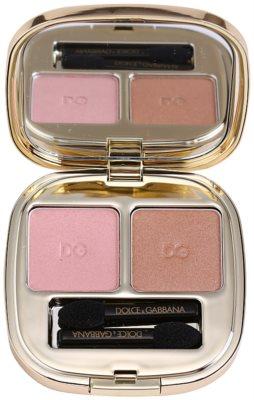 Dolce & Gabbana The Eyeshadow cienie do powiek podwójne