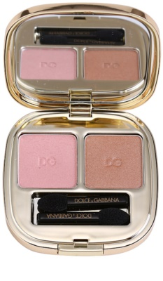 Dolce & Gabbana The Eyeshadow oční stíny duo