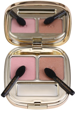 Dolce & Gabbana The Eyeshadow oční stíny duo 1