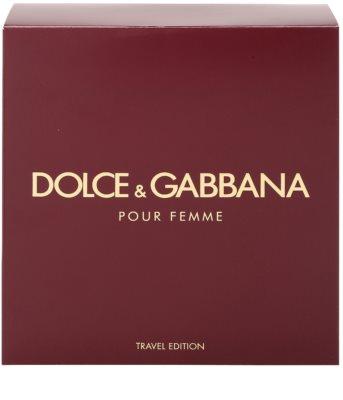 Dolce & Gabbana Pour Femme Travel Edition seturi cadou 2