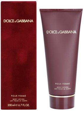 Dolce & Gabbana Pour Femme (2012) Body Lotion for Women