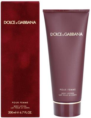Dolce & Gabbana Pour Femme (2012) losjon za telo za ženske