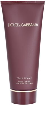 Dolce & Gabbana Pour Femme (2012) leche corporal para mujer 2