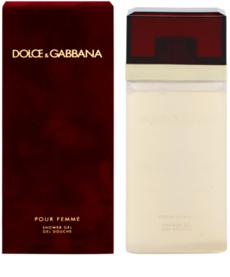 Dolce & Gabbana Pour Femme (2012) gel de ducha para mujer