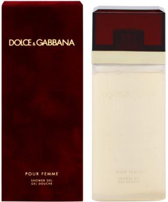 Dolce & Gabbana Pour Femme (2012) sprchový gel pro ženy