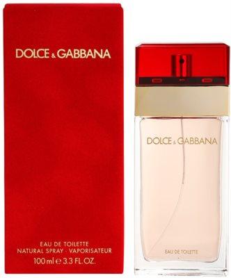 Dolce & Gabbana for Women (1992) Eau de Toilette para mulheres