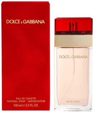 Dolce & Gabbana for Women (1992) тоалетна вода за жени