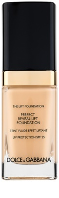 Dolce & Gabbana The Foundation The Lift Foundation Make up mit Liftingeffekt SPF 25