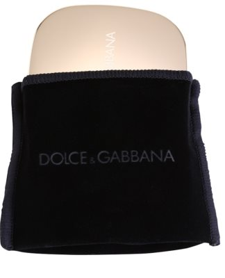 Dolce & Gabbana The Foundation Perfect Matte Powder Foundation matujący, pudrowy podkład z lusterkiem i aplikatorem 3
