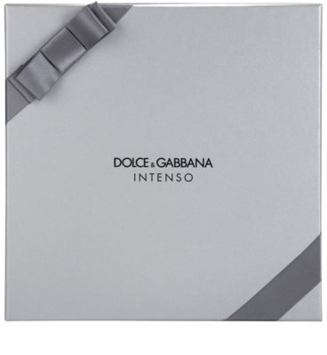 Dolce & Gabbana Pour Homme Intenso Geschenksets 2