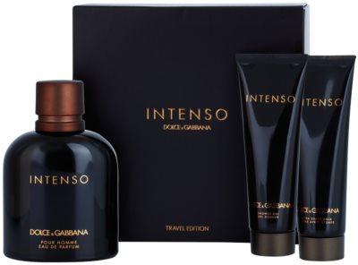 Dolce & Gabbana Pour Homme Intenso dárkové sady