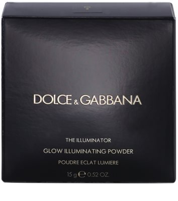 Dolce & Gabbana The Illuminator Highlighter 2