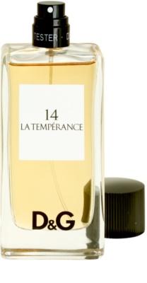 Dolce & Gabbana D&G Anthology La Temperance 14 toaletná voda tester pre ženy 1