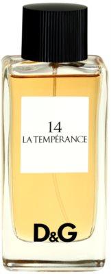 Dolce & Gabbana D&G Anthology La Temperance 14 туалетна вода тестер для жінок