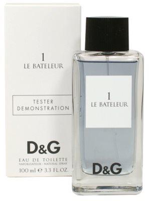 Dolce & Gabbana D&G Le Bateleur 1 toaletná voda tester pre mužov