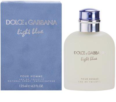 Dolce & Gabbana Light Blue Pour Homme eau de toilette férfiaknak