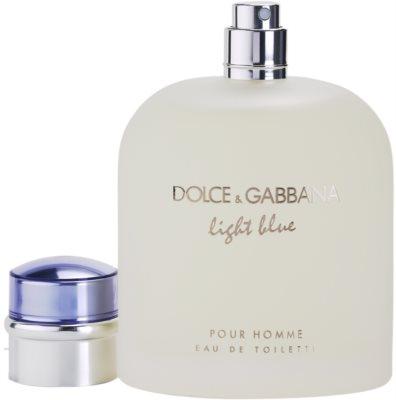 Dolce & Gabbana Light Blue Pour Homme eau de toilette férfiaknak 3