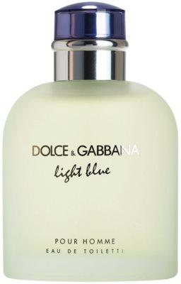 Dolce & Gabbana Light Blue Pour Homme eau de toilette teszter férfiaknak