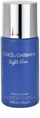 Dolce & Gabbana Light Blue Pour Homme deospray pentru barbati